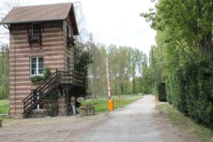 accueil, ancien moulin, Camping, réception